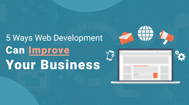 Ways web development can improve your business