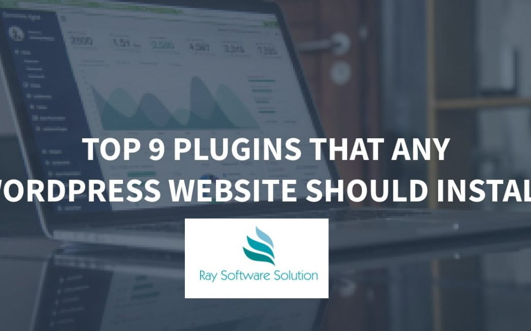 10 Most Plugins for a WordPress Website