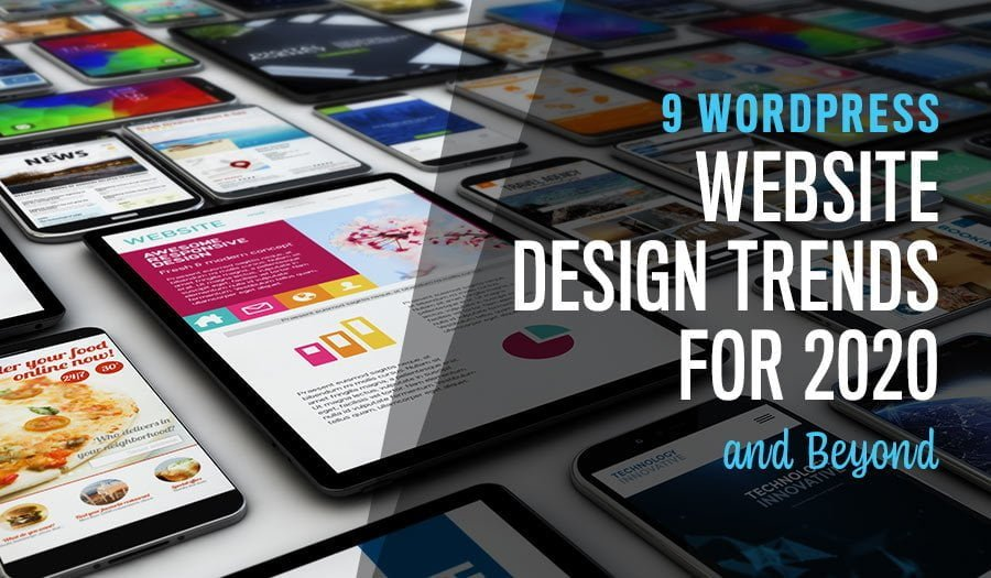 How to know the 9 Latest Trends in WordPress Website