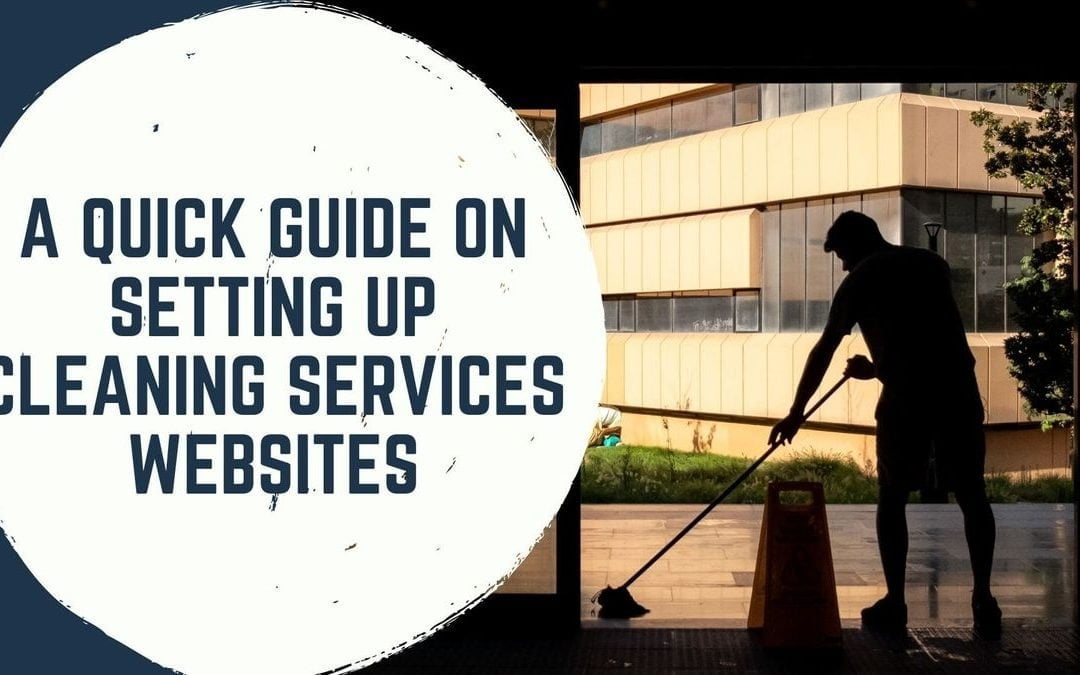 How to get features for Your Cleaning Services Website